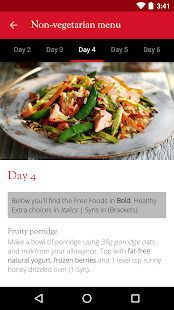Slimming World- screenshot thumbnail