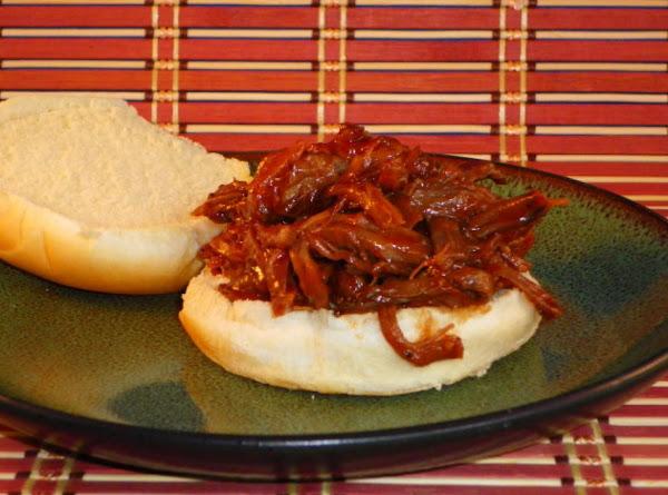 Bar-b-que Beef Sandwiches Recipe