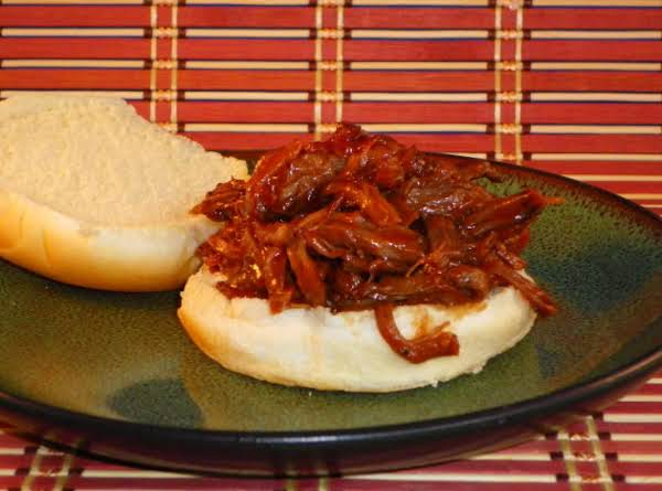 Bar-b-que Beef Sandwiches Recipe
