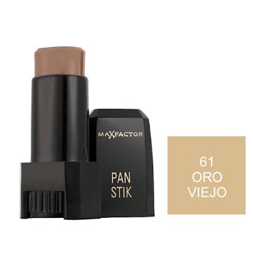 Oferta Base Max Factor Pan Stik Oro Viejo #61 x8.8g