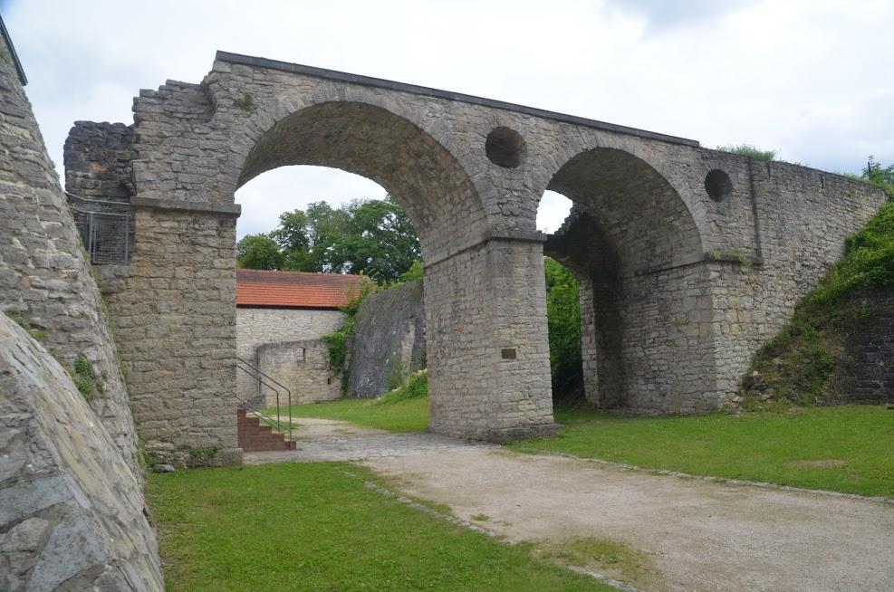 Zirkelbogenbrücke