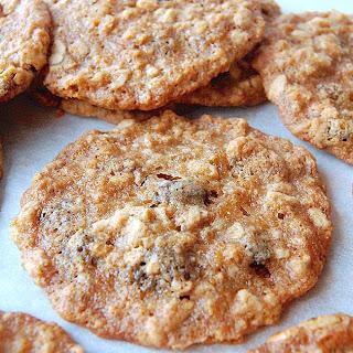 Super-Chewy Oatmeal-Raisin Cookies.