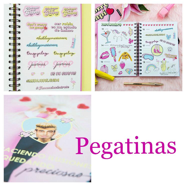 8-sorbos-de-inspiracion-agenda-la-vecina-rubia-agenda-bonita-agenda-original-pegatinas