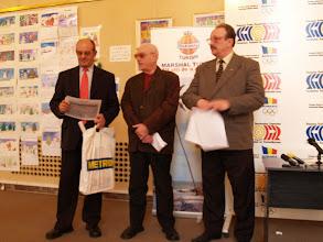 Photo: De emotie, balansul de alb a avut de suferit: Dan Lupescu, Mircea Bunea, Mihai Miron