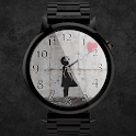 Banksy Watch Face icon