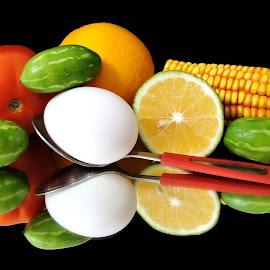 trio by SANGEETA MENA  - Food & Drink Ingredients