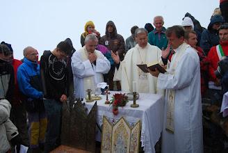 Photo: La S. Messa celebrata da Mons.Boccardo