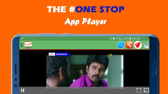 Tamil Live TV Online Apk Download For Free 7