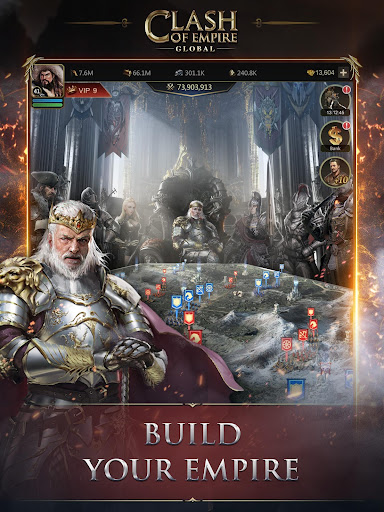 Clash of Empire: Epic Strategy War Game 5.16.1 screenshots 10