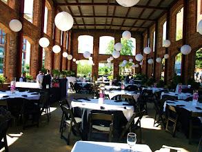 Photo: Wyche Pavilion at Larkin's on the River -  Greenville, SC - 4/11 - http://WeddingWoman.net