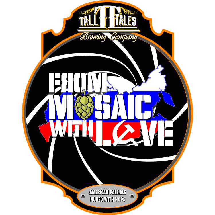 Logo of Tall Tales Double Ohhhhhh Series - From Mosaic With Love