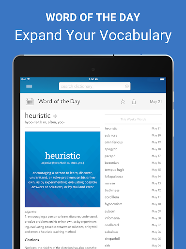 Dictionary.com screenshot 8