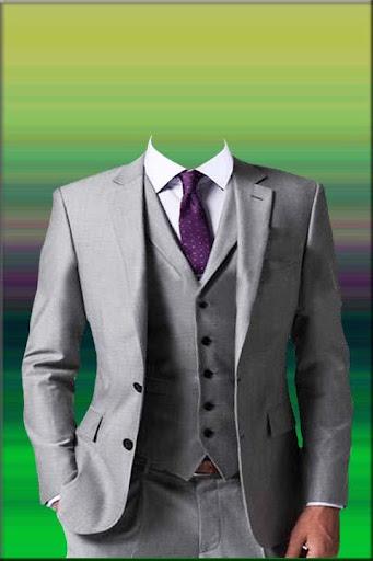 Man Office Suit Photo
