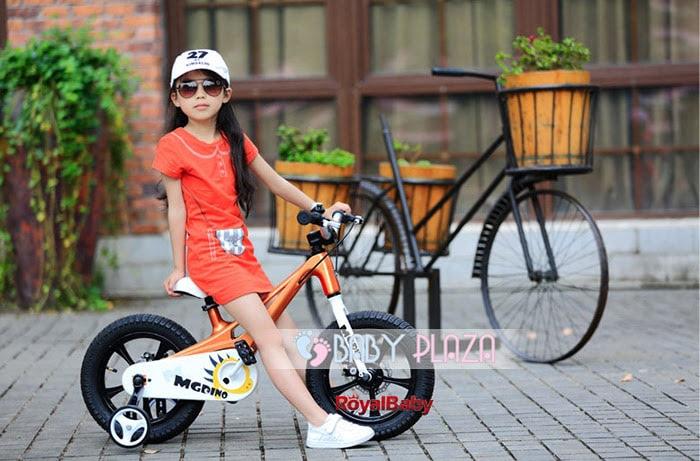 Xe đạp trẻ em Royal Baby MgDINO RB14-B21 2