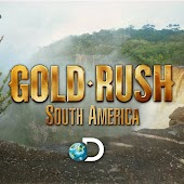 Gold Rush South America