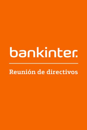 Reunión directivos Bankinter