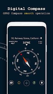 App Digital compass - Smart Compass new 2019 APK for Windows Phone