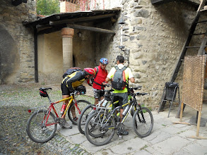 Photo: Consultazione tecnica al Borgo Medioevale