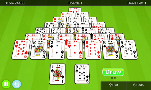 Pyramid Solitaire 3D Ultimate 1.2.3 screenshots 1