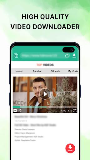 Foto do Video downloader - Download de vídeo online grátis