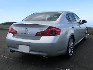 スカイライン PV36 350GTタイプS 2007年式のカスタム事例画像 ひび@CAR'Sさんの2020年08月13日22:06の投稿