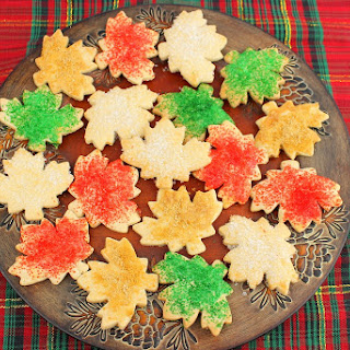 Maple Syrup Sugar Cookies Recipes
