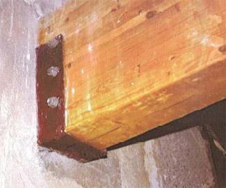 Rehabilitación Esctructural Madera Euskalite