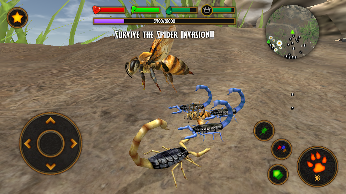 Life of Scorpion screenshot 11