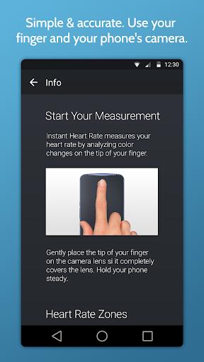 Ritmo Cardíaco: Monitor Pulso+ para Android