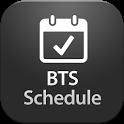 BTS Schedule icon