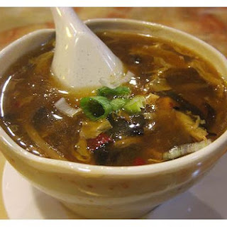 Hot and Sour Soup - Szechuan