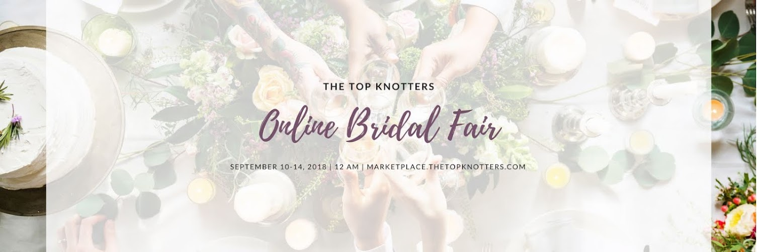 Top Knotters Online Bridal Fair