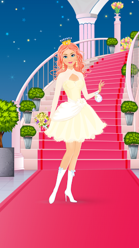 Wedding Dress Up - Bride makeover filehippodl screenshot 2