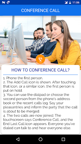 conference call apk