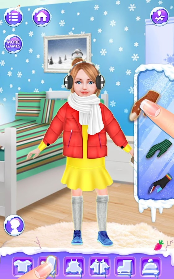 Mommy & Baby Winter Family Spa- screenshot