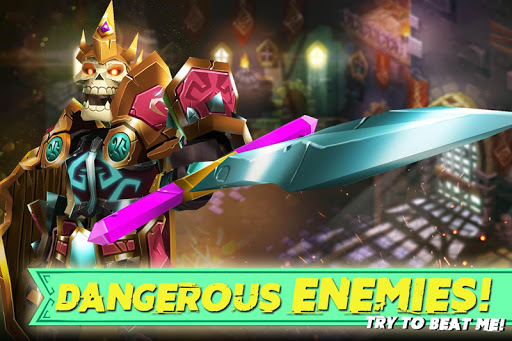 Dungeon Legends - PvP Action MMO RPG Co-op Games - screenshot