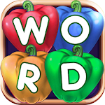 Words Mix - cool stress relief Icon