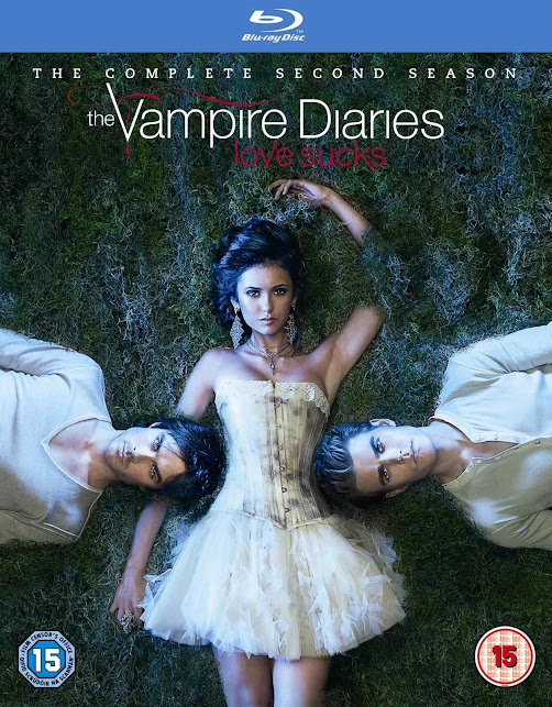 The Vampire Diaries – Temporada 2 [4xBD25]
