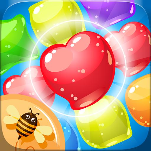 糖果鏈接比賽甜傳奇 街機 App LOGO-硬是要APP