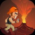 Volcano Endless icon