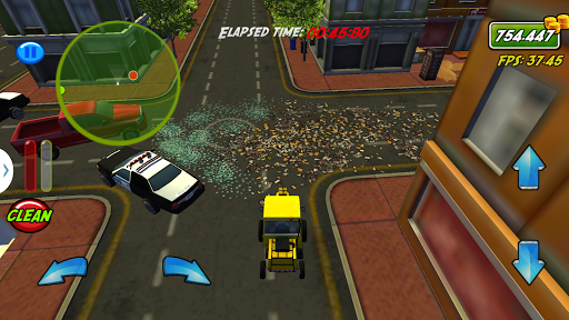 City Sweeper screenshot 1