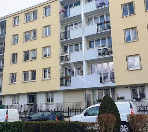 Vente appartement 3 pièces 54,13 m2