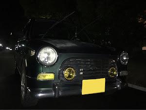 ミラジーノ L700S ミニライトスペシャル ターボ 5MT 13年式のカスタム事例画像 どぅみさんの2018年11月08日10:27の投稿