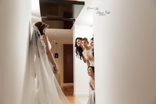 Fotógrafo de bodas Patricio Calle (calle). Foto del 20.09.2017