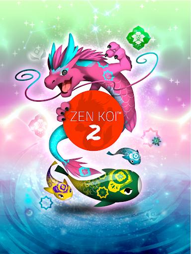 Zen Koi 2 apktram screenshots 17