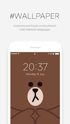 LINE FRIENDS - characters / backgrounds / GIFs 2.1.2 PC u7528 2