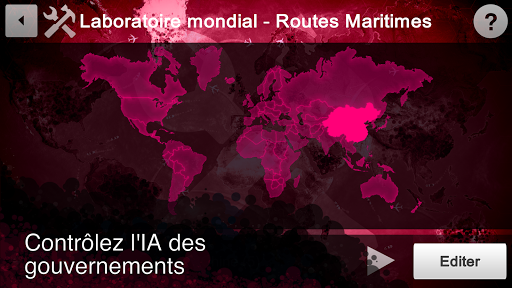 Code Triche Plague Inc: Cru00e9ateur APK MOD screenshots 5