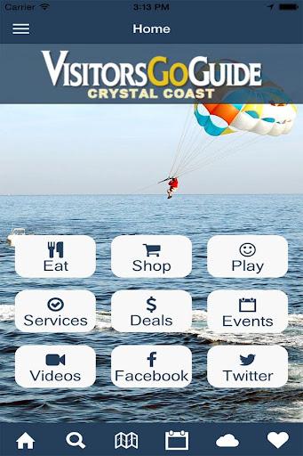 Crystal Coast VGG