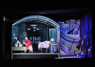 Photo: Salzburger Osterfestspiele 2015: I PAGLIACCI. Premiere 28.3.2015, Inszenierung: Philipp Stölzl. Dimitri Platanias.  Copyright: Barbara Zeininger