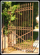 """Photo: A to Z  2011-10-06 Week 7 - Day 47  Thursday's""""G""""  Gate"""